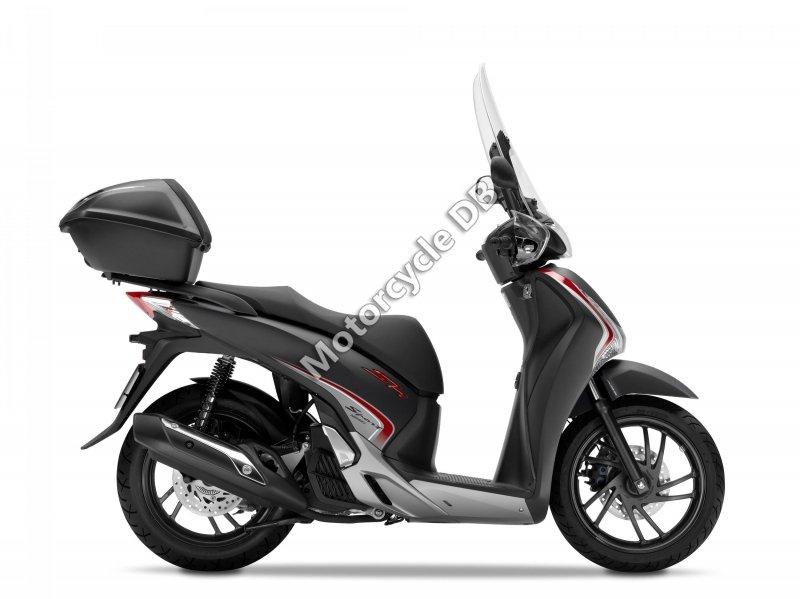 Honda SH125i 2016 30375