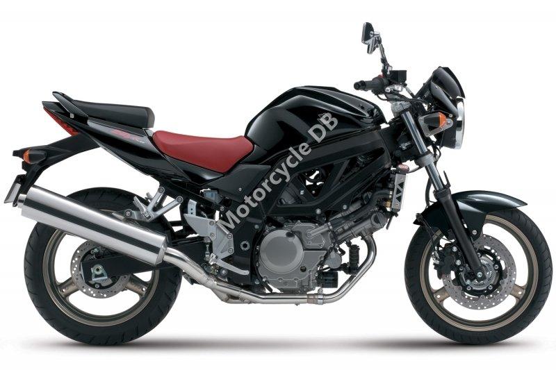 Suzuki SV 650 2007 27955