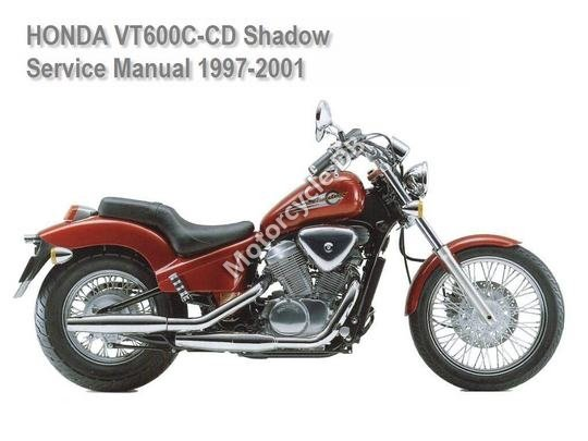 Honda VT 600 C Shadow 2003 9182 Thumb