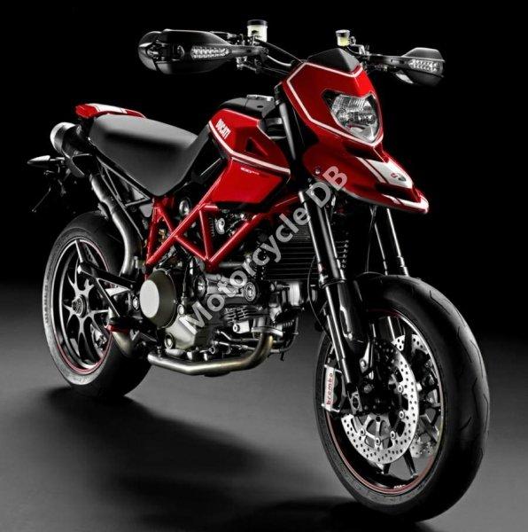 Ducati Hypermotard 1100 Evo SP 2010 1584