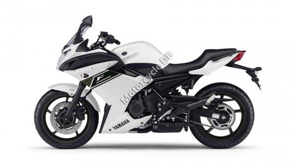 Yamaha Diversion F 2014 23856