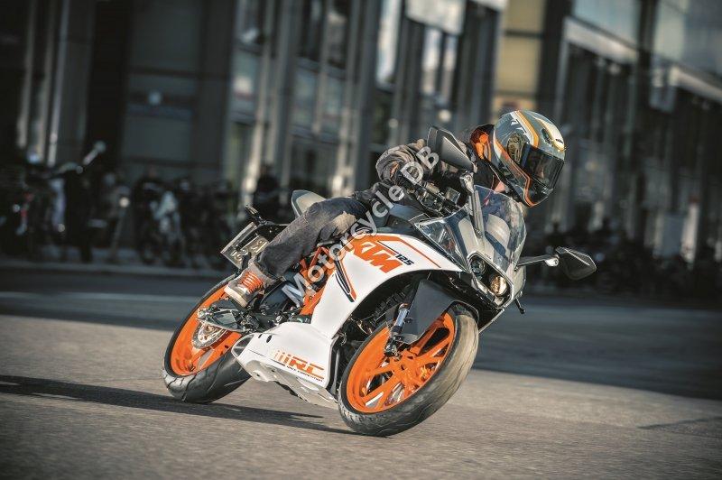 KTM RC 125 2014 28753