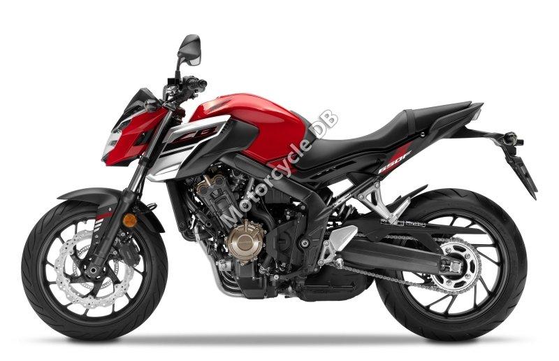 Honda CB650F 2018 29652