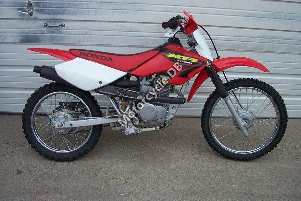 Honda XR 100 R 2004 11274
