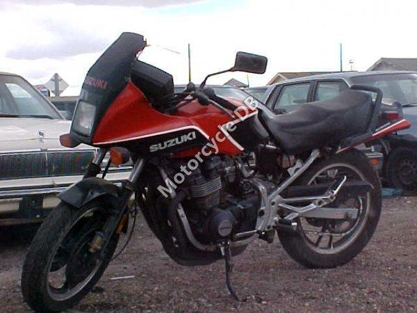 Suzuki GS 125 ES 1999 11751