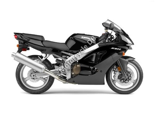 Kawasaki ZZR600 2008 2572