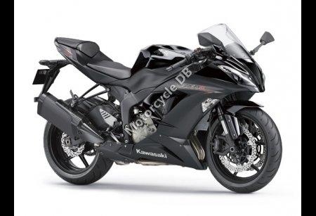 Kawasaki Ninja ZX-6R 636 Performance 2014 23516
