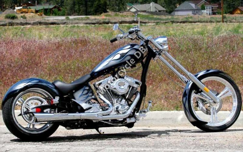 Big Bear Choppers Devils Advocate ProStreet 100 Carb 2009 25300