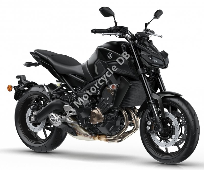 Yamaha MT-09 2017 26057 Thumb