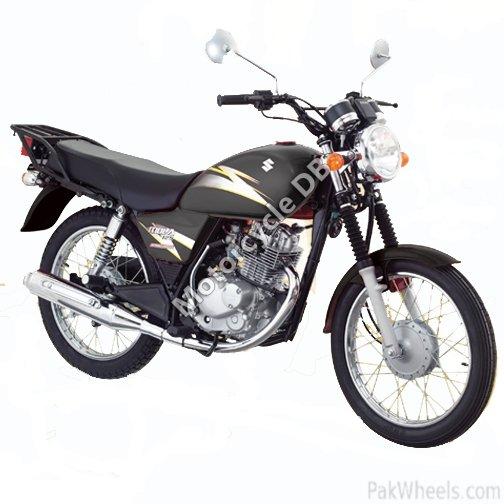 Suzuki Mola 125 2014 23672