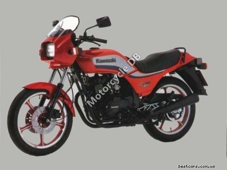 Kawasaki GPZ 305 Belt Drive 1990 9150