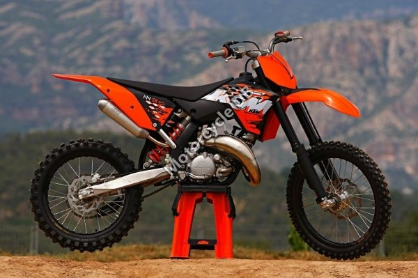 KTM 144 SX 2008 16662