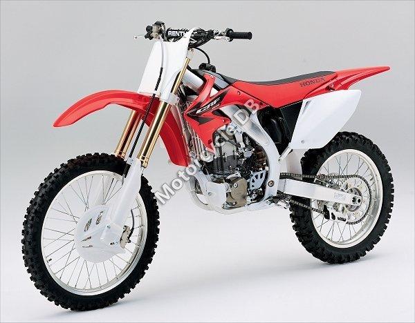 Honda CRF 450 R 2005 16693
