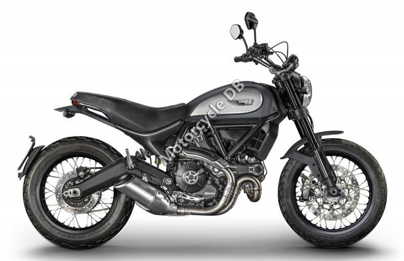 Ducati Scrambler Street Classic 2018 31190