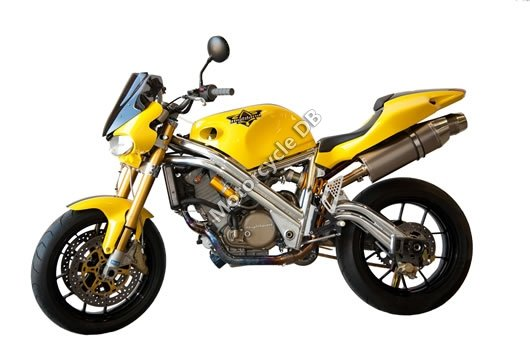 Highland 507cc Supermoto 2011 20986