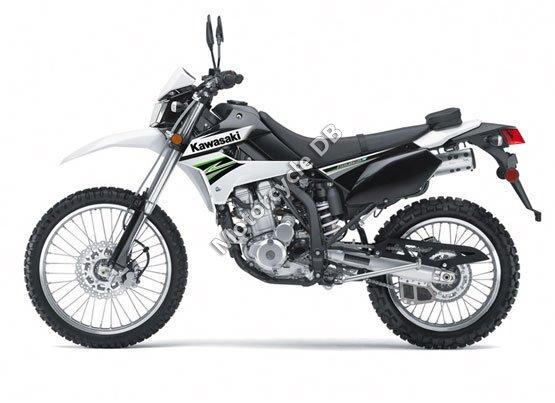 Kawasaki KLX 250S 2011 4889
