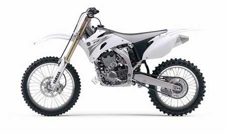Yamaha YZ 250 F 2007 5625