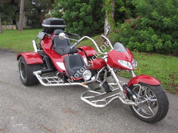 Boom Trikes Classic Low Rider 2010 17255