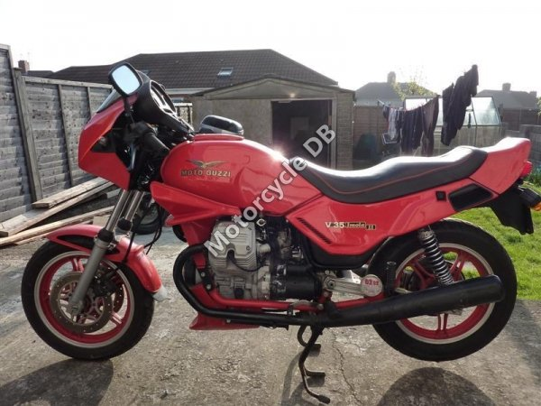 Moto Guzzi V 35 II 1985 12239