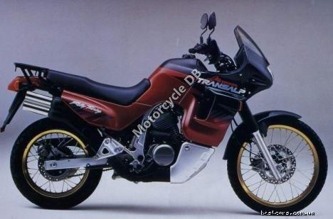 Honda XL 600 RM (reduced effect) 1987 17279
