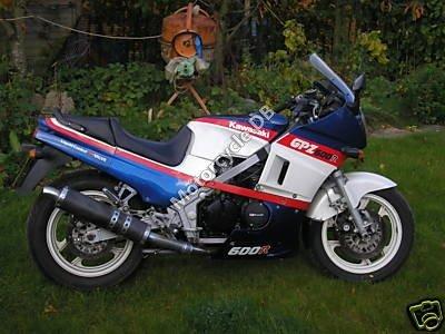 Kawasaki GPZ 600 R 1986 8539