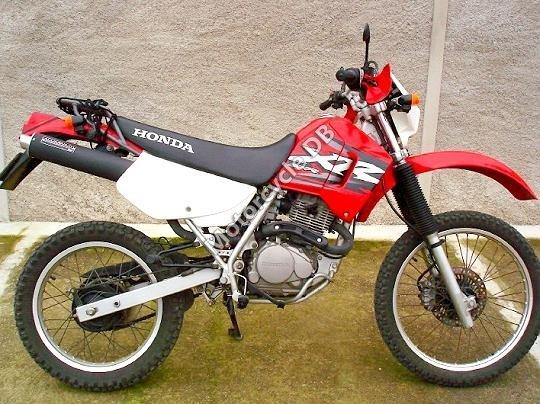 Honda XR 200 R 2002 14683