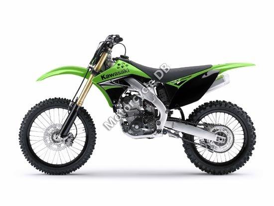 Kawasaki KX250F 2009 3200