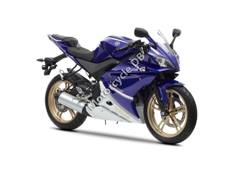 Yamaha YZF-R125 2012 25559