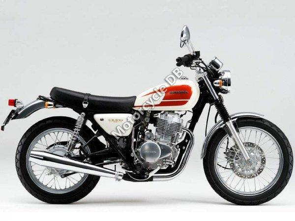 Honda CB 400 SS 2002 10347