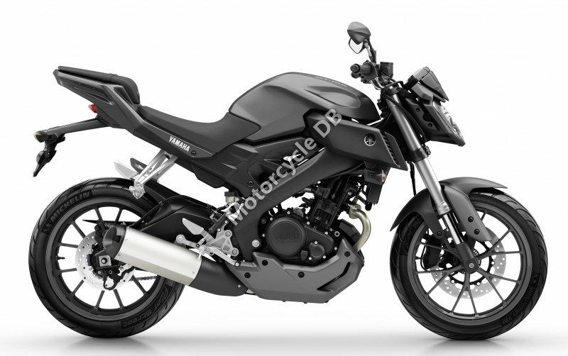 Yamaha MT-125 2015 25934