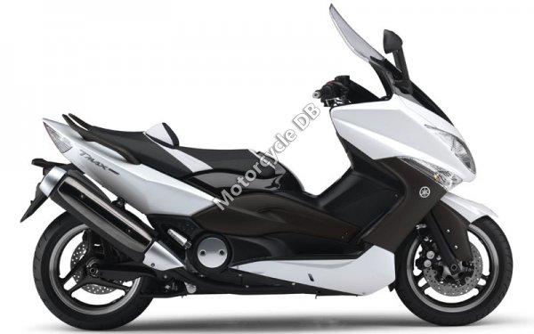 Yamaha TMAX White Max ABS 2010 15902