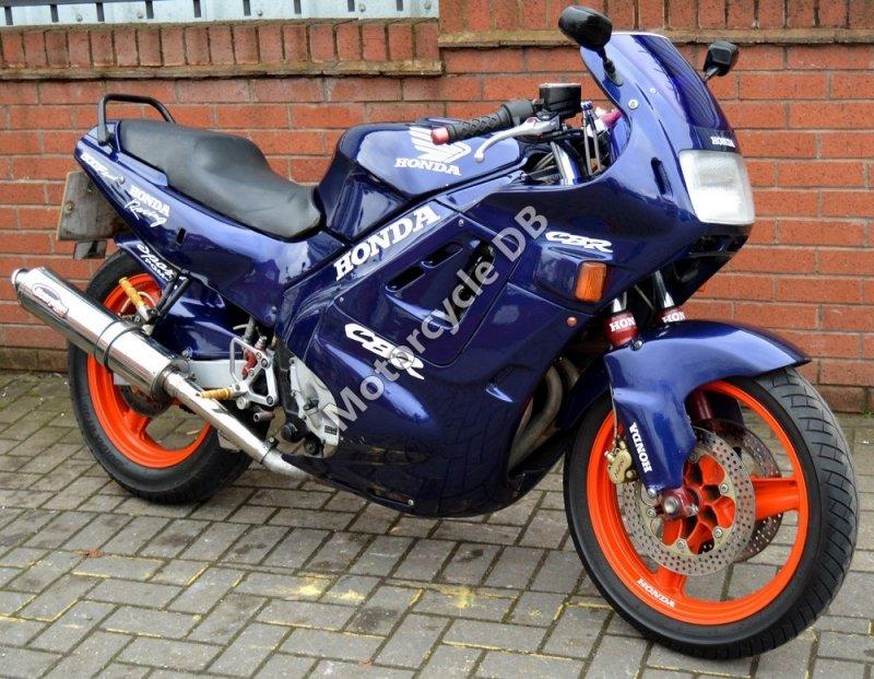 Honda CBR 600 F 1988 29987