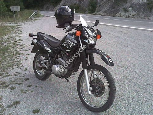 Yamaha XT 600 E 1997 7645