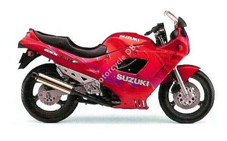 Suzuki GSX 750 F 1992 8537