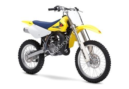 Suzuki RM85L 2008 2773