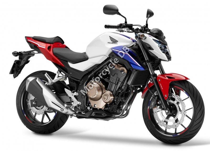 Honda CB500F 2018 29543
