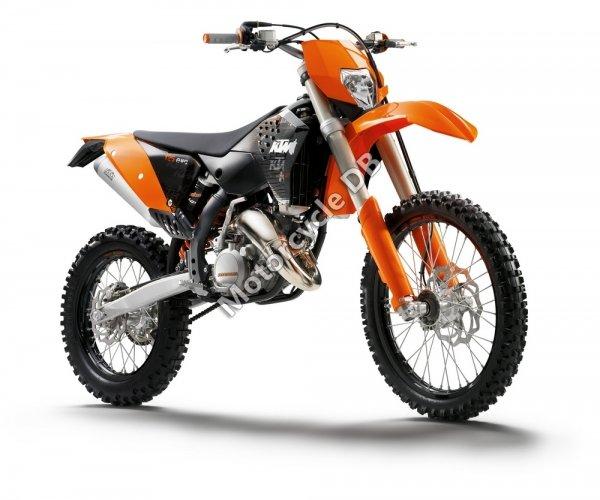 KTM 125 EXC Six Days 2012 22206