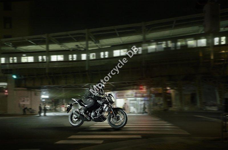 Yamaha MT-03 2016 25955