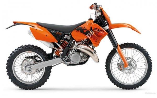 KTM 125 EXC 2006 18314