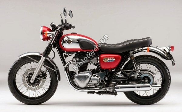 Kawasaki W800 Chrome Edition 2014 23594