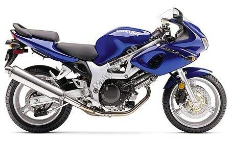 Suzuki SV 650 S 2001 5992