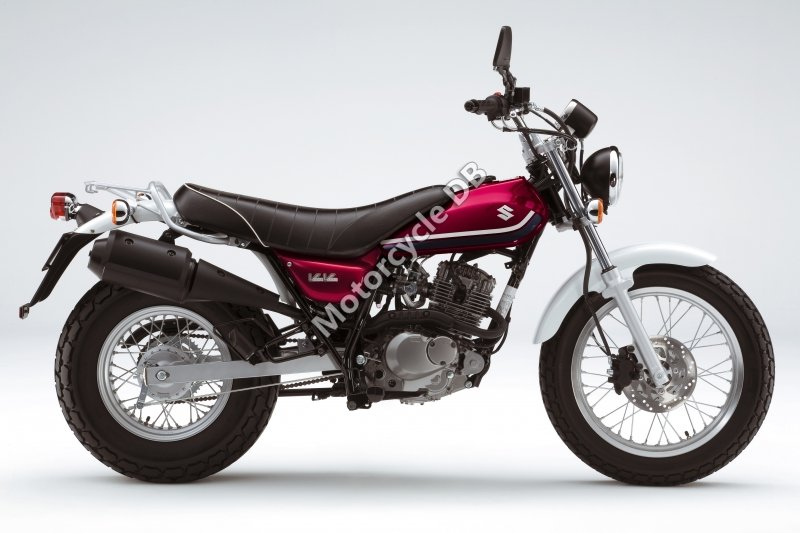 Suzuki VanVan 125 2007 28347