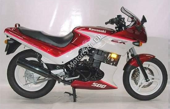 Kawasaki GPZ 500 S 1990 1651