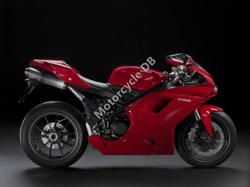 Ducati 1198 2010 31719