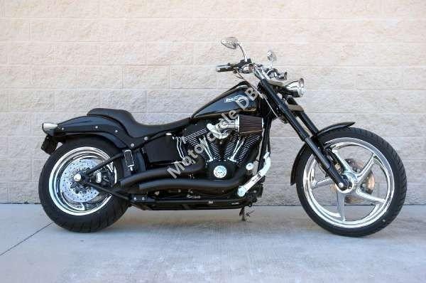 Harley-Davidson FXSTB Softail Night train 2008 10122