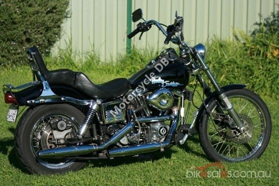 Harley-Davidson FXWG 1340 Wide Glide 1982 8212