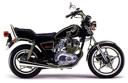 Suzuki GSX 400 L 1981 10794