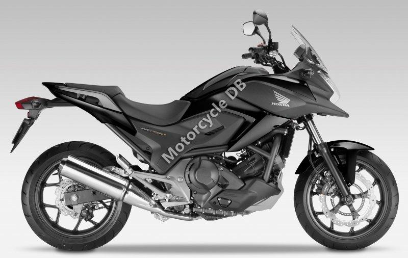 Honda NC750X 2014 30268