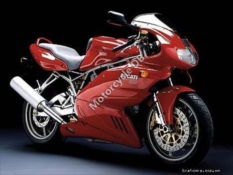 Ducati 1000 SS Hailwood-Replica 1985 9332