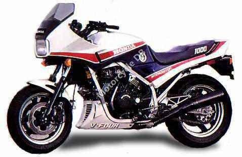 Honda VF 1000 R 1984 17576